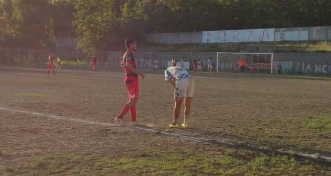 Cicciano-Albanova 4-4: dopo 120' i napoletani staccano il pass-finale