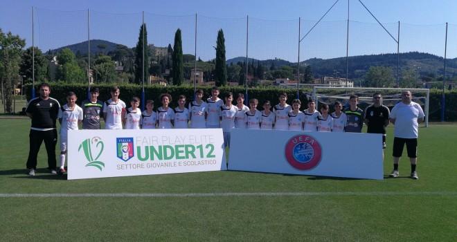 """Esordienti, Invicta Matera 3° al torneo """"Fair Play"""" con Lazio e Inter"""