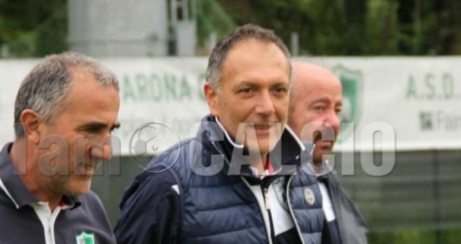 Alessandro Ferrero è il nuovo allenatore dell'Accademia Borgomanero