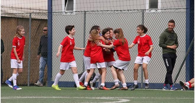 Danone Cup, la Pink nel week end gioca a Roma la fase interregionale