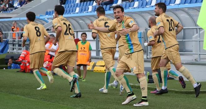 Reggiana-Feralpisalò 2-2: gardesani fuori dai playoff a testa alta