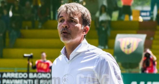"""Benevento. Baroni: """"A Perugia non andremo a difendere il vantaggio"""""""