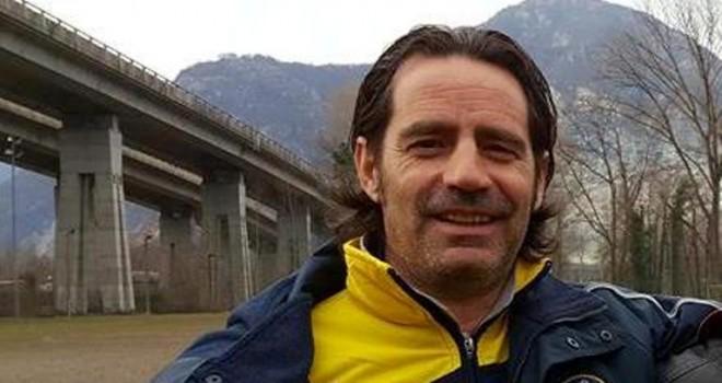 Il tecnico bavenese Fabio Bolzoni