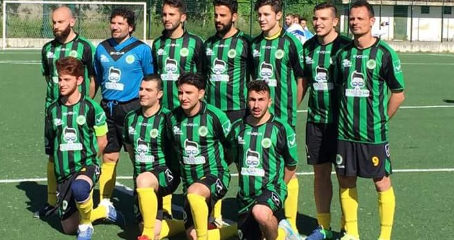 La Sporting Vietri vince in goleada, Don Bosco k.o.