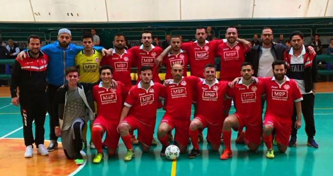 Calcio a 5. Serie C2. Bene Acerrana e Sorrento, sorpresa Turris