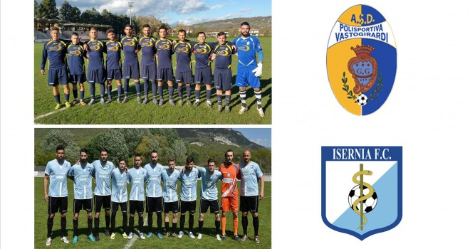 Finale playoff: Vastogirardi – Isernia per continuare a sognare