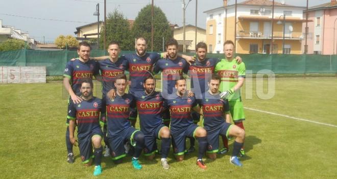 Castenedolese vola all'ultimo turno: 2-0 alla Giovanile Lungavilla