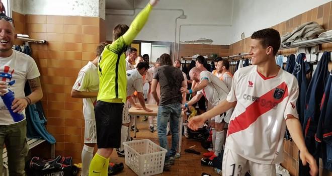 Calcinato-Nuova Curtatone 1-0: Paghera porta i rossoblu alle regionali