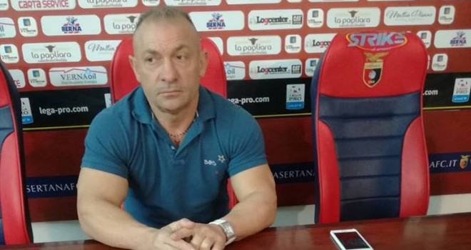 VIDEO - Casertana: conferenza presentazione per Zito, Russo e Mancino
