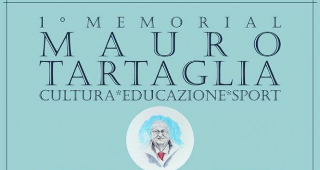Domani e dopodomani il primo Memorial Tartaglia a Melfi