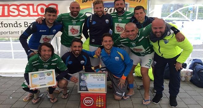 Torneo di Basilea, il Napoli Beach Soccer chiude al 2° posto
