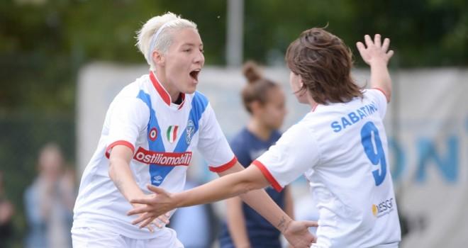 Brescia, domani col Luserna l'ultima di campionato