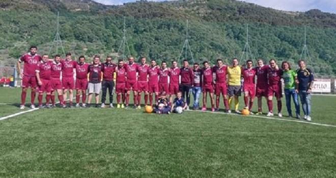 Real Socia Montecorice in Seconda: promozione con un turno di anticipo