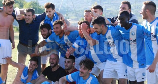 Castelpoto-S. Pietrelcina 1-2: ospiti in 1a, gara decisa dagli episodi