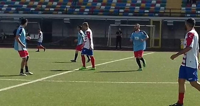 L'Intercampania chiude la stagione con un 5-0 al Teora