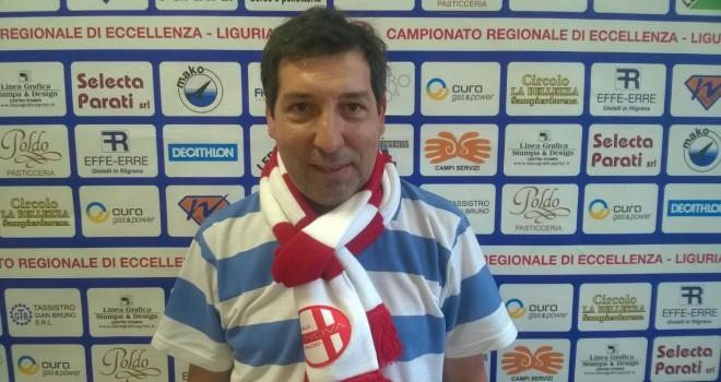 Fabio Barabino alla guida della Juniores della Genova Calcio