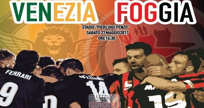 Supercoppa di Lega Pro: il Foggia trionfa, battuto il Venezia