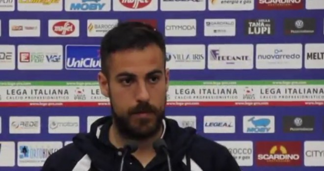 """Lecce. Mancosu: """"Gol incredibile, vittoria del gruppo"""""""