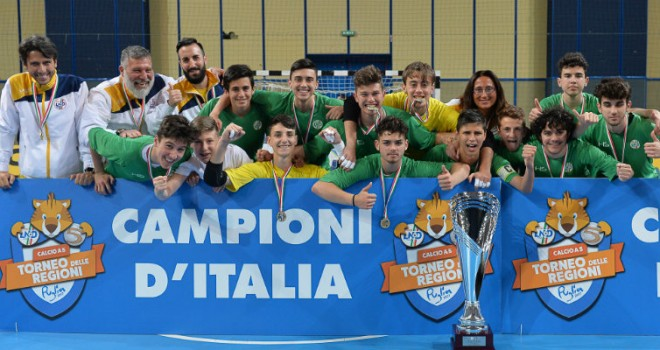"""TdR - Allievi: Il Lazio """"vendica"""" la finale del 2016 ed è Campione"""