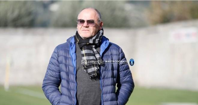 """Bisceglie, Russo: """"Rinunciare alla Lega Pro? Illazioni"""""""