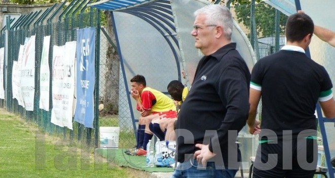 Anspi Fontaneto, Andreini lavora sulla squadra della prossima stagione