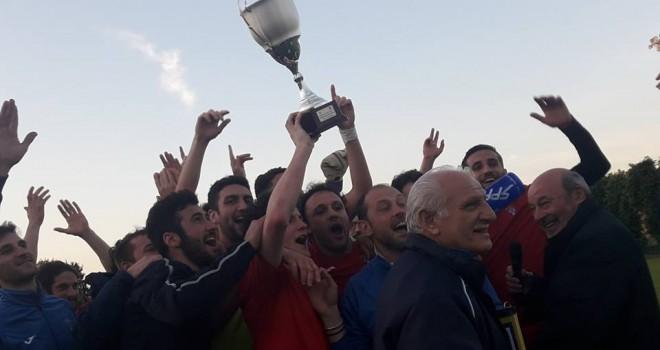 La Pro Palazzolo fa due gol in più ed è campione provinciale