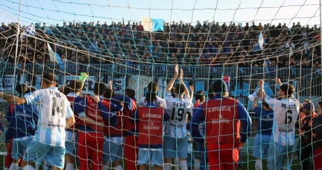 Akragas vs Melfi 1-1, Agrigento resta in Lega Pro