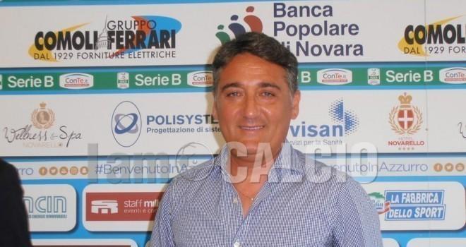 Boscaglia-Novara, è divorzio!!!