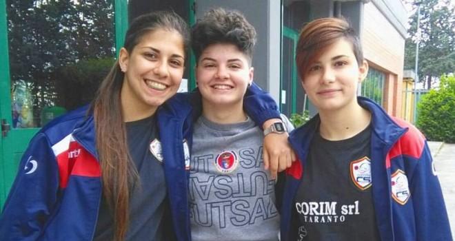 Futsal, l'elenco delle convocate del Torneo Uefa Under 17 femminile