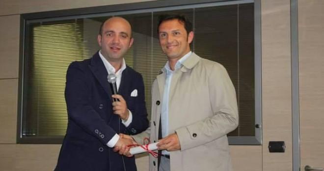 Il Consorzio Cipolla Rossa premia l'Atletico Acquaviva