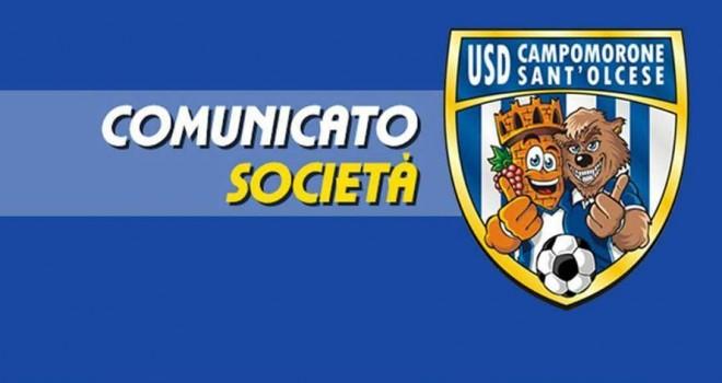 Campomorone: «Basta illazioni sulla sportività dei nostri giocatori»