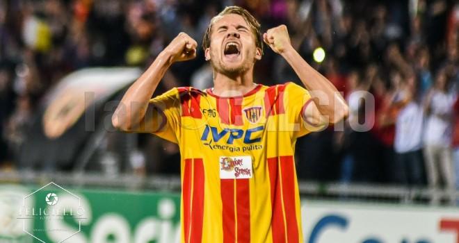 Serie B Benevento-Perugia 1-0: decide Chibsah di rapina