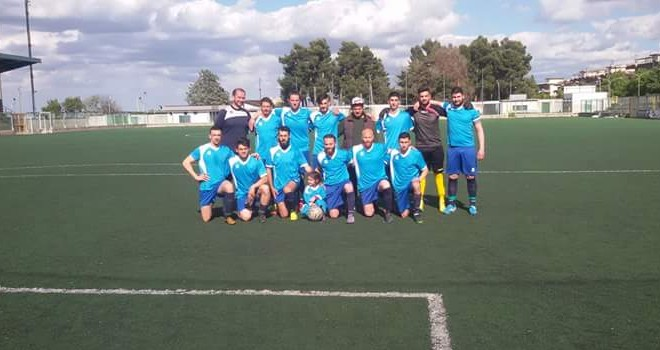 Seconda Categoria, classifica del girone di ritorno nel girone A