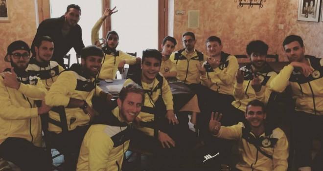 Pozzolengo-Odolo 1-0: i gialloneri vincono la gara all'ultimo respiro