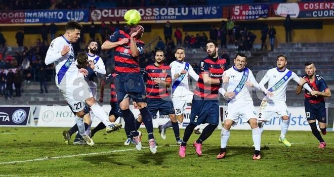 Match tra Avellino e Foggia per Blondett