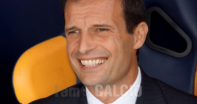 Allegri, Juventus