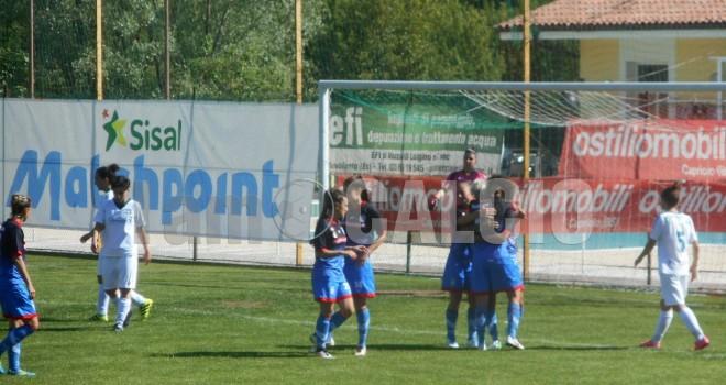 Brescia-Luserna 4-0: le Leonesse chiudono il campionato vincendo