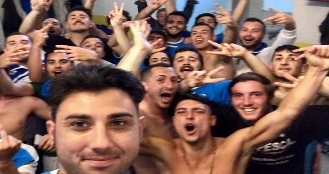 Il Cetara batte il Villa e conquista la promozione in Seconda