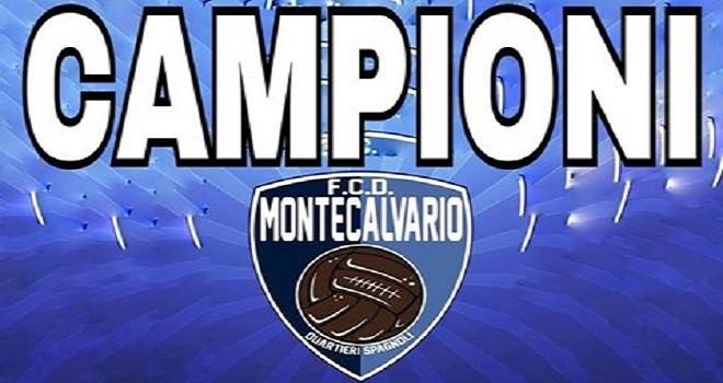 Montecalvario Campione, battute in volata Fuorigrotta e Lokomotiv