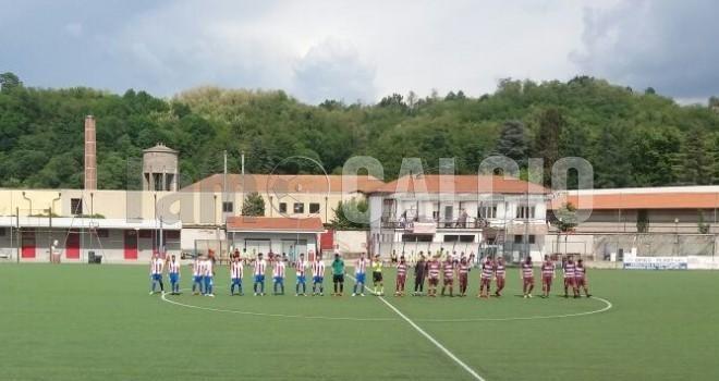 Il Romagnano passa ai supplementari: 1-0 sulla VEO