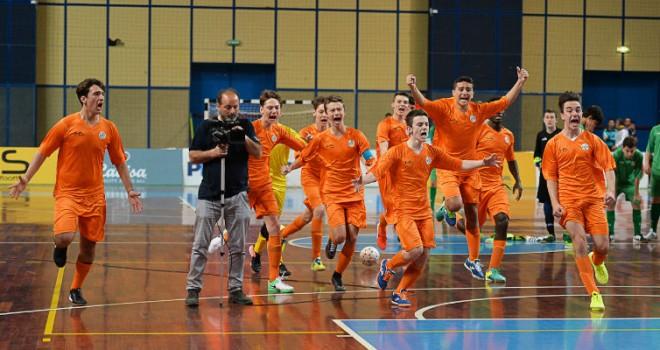 Torneo delle Regioni Calcio a5, Giovanissimi: Trionfo Veneto ai rigore
