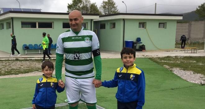 Peppe Scarfone si ritira da calcio giocato a 42 anni