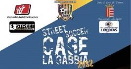 """Street Soccer Cage: a Cava de' Tirreni fa tappa """"La Gabbia 2vs2"""""""