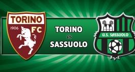 Torino-Sassuolo, le probabili formazioni