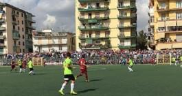 San Giorgio-Soccer Lagonegro 0-0, 1° atto a reti bianche al Paudice