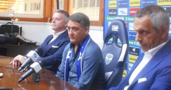 """Brescia, si (ri)presenta Roberto Boscaglia: """"Contento di ritornare"""""""
