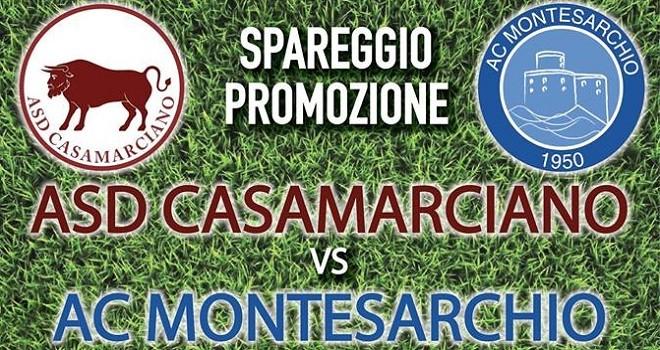 Casamarciano-Montesarchio vietata ai tifosi ospiti