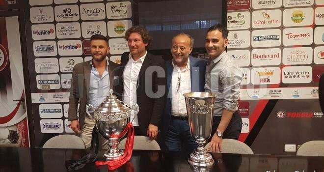 Stroppa, Di Bari e Colucci al Mapei Stadium per Juve-Fiorentina
