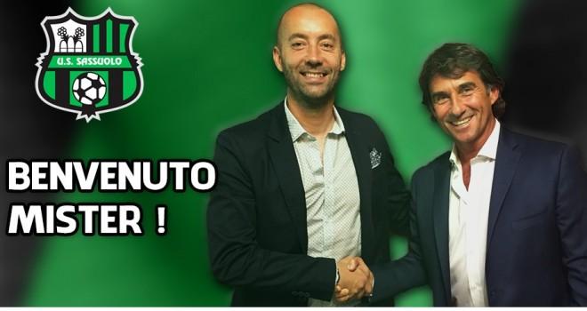 Sassuolo, Cristian Bucchi è il nuovo allenatore