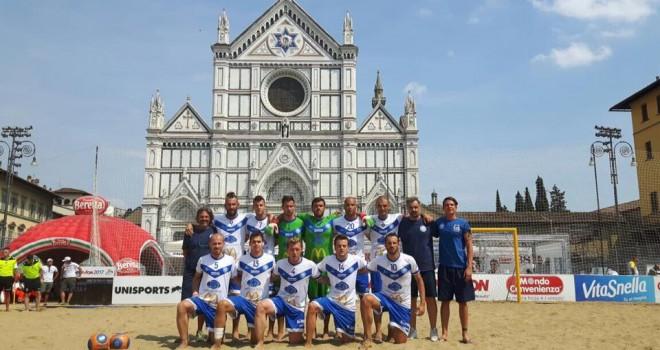 Serie A Beach Soccer, buona la prima per il Brescia
